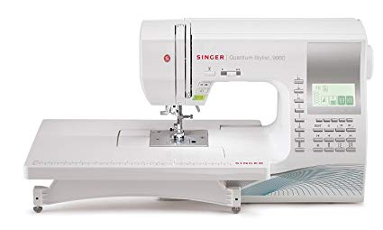 SINGER | | Quantum Stylist 9960 Computerized Portable Sewing Machine