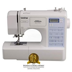 Brother Project Runway CS5055PRW Electric Sewing Machine