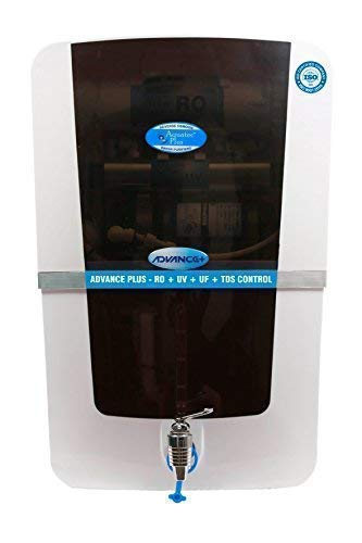 Aquatec plus Advance Plus 12L RO+UV+UF+TDS Water Purifier
