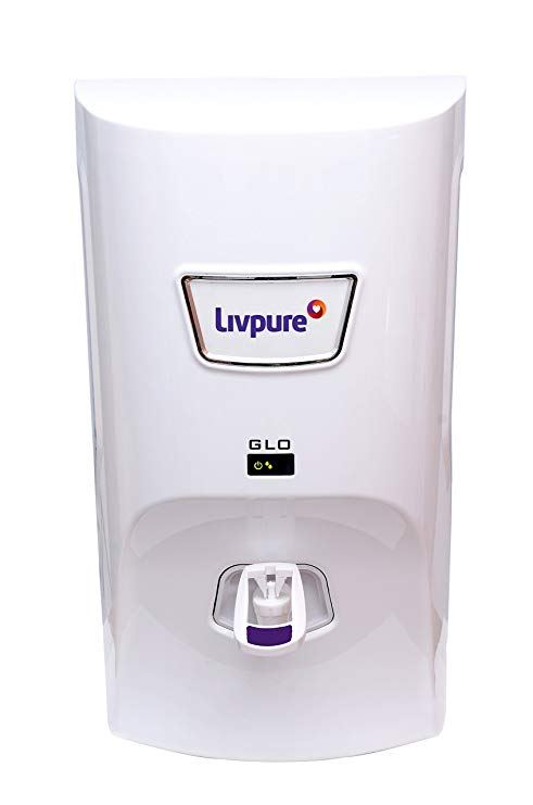 Livpure Glo 7-Litre RO+UV + Mineralizer Water Purifier